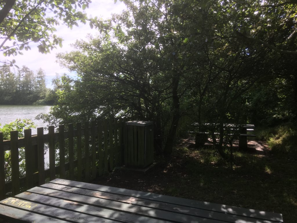 snorrebakke søen