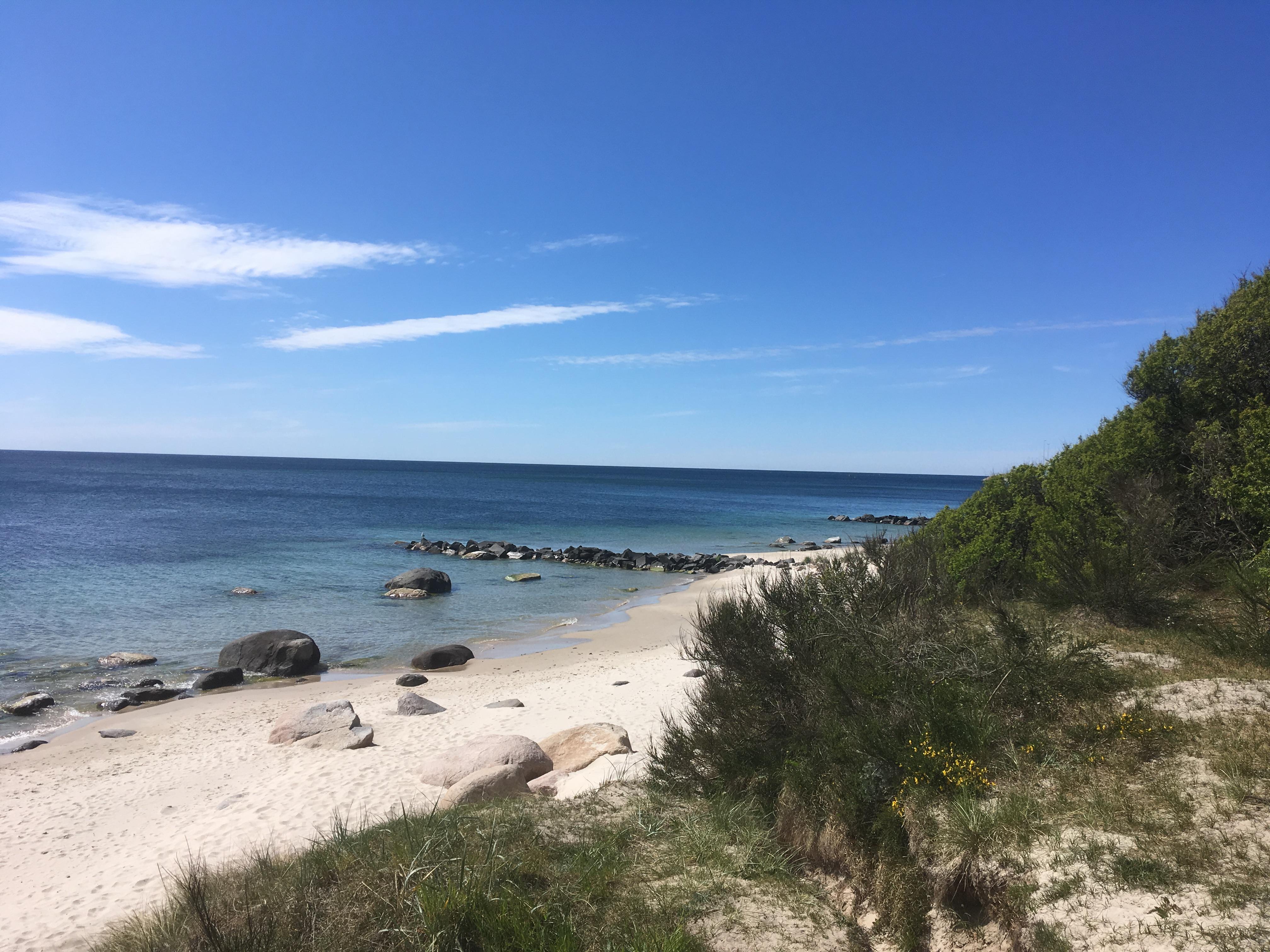 Hvilken årstid er bedst på Bornholm?