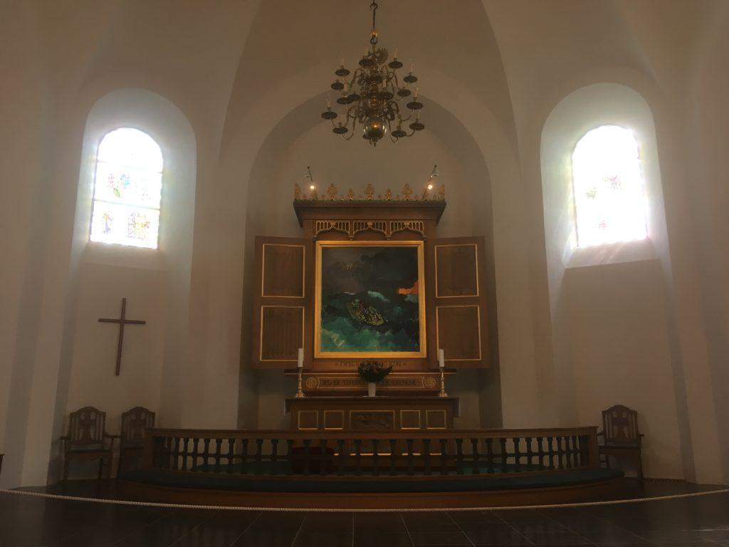Alter i Skt. Nicolai Kirke