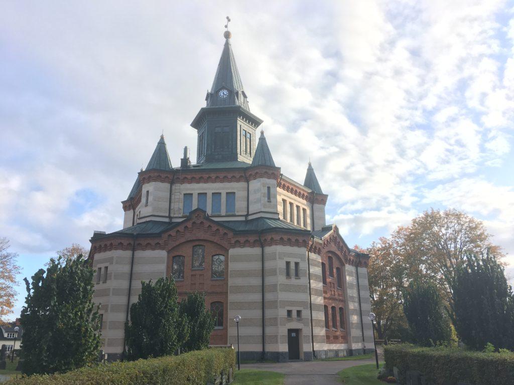 Örsjö kirke